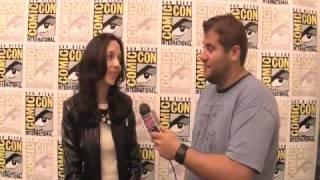 Interview: Juliet Landau on 'Green Lantern: First Flight'