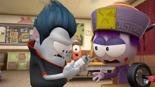 Spookiz | В огне! | Мультфильмы для детей | WildBrain