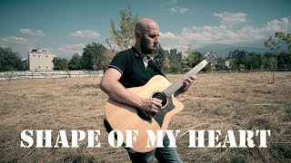 Скачать Sting Shape Of My Heart Fingerstyle Guitar Cover