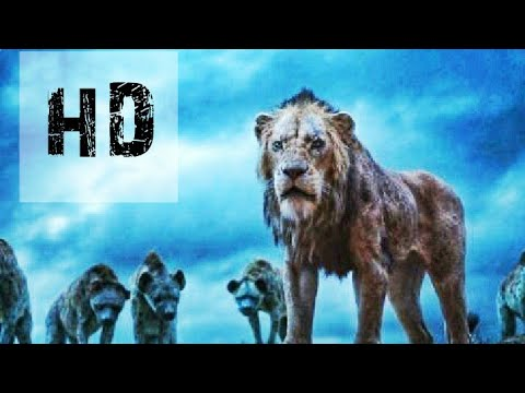 simba-vs-hyenas-epic-fight-scene-2019-|-the-lion-king-2019