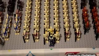 Вся коллекция лего звёздные войны #3 ( Дроиды )