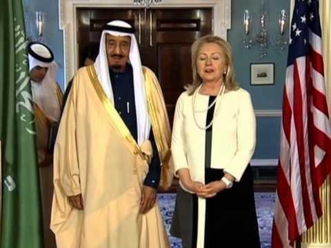 تقرير عزاء الملك عبدالله - ابراهيم العنزي