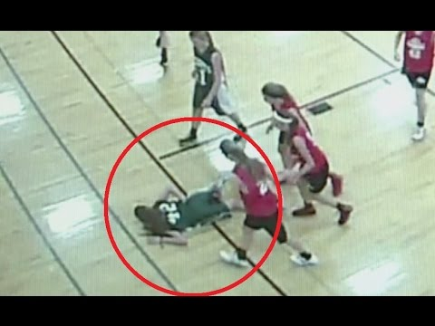 Teen IMPALED During Basketball Game!