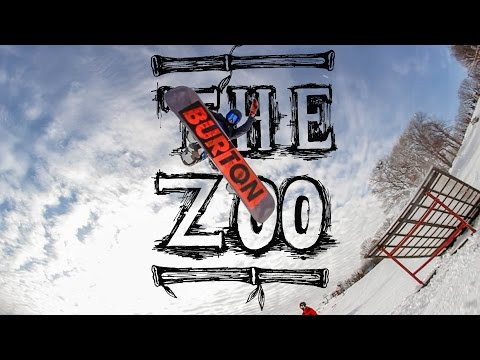 The Zoo | A Snowboard Film | Hyland Hills