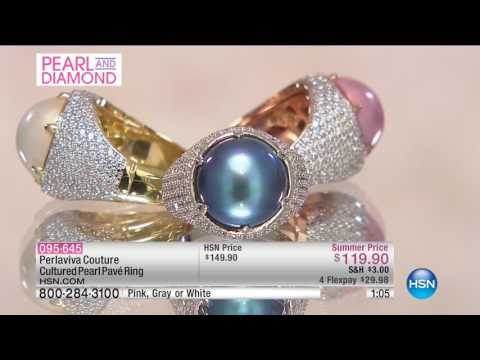 HSN | PerlaViva Couture Pearl Jewelry 06.01.2017 - 11 AM
