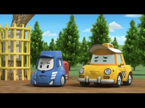 Robocar Poli: De vriendschapsboom (S01E19) (NEDERLANDS GESPROKEN)