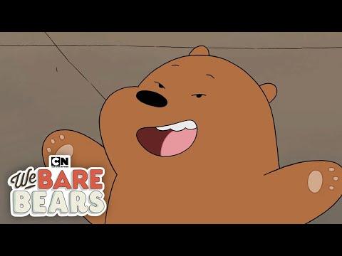We Bare Bears | Baby Grizz's Sitcom | Cartoon Network