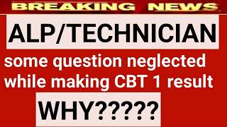 RRB ALP technician some wrong answer in master answer key why it is wrong and why some questions are