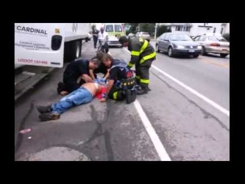Engine 5 In Rochester Ny Revives Man After Heart Caught On Camera 911 You