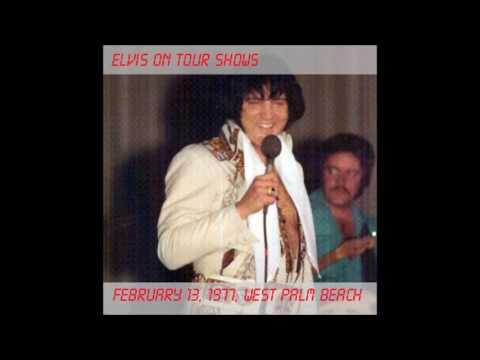 Elvis Presley - On Tour West Palm Beach - February 13, 1977 CDR Full Album