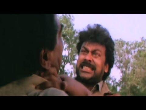 Chiranjeevi Action Scene | Aaj Ka Goonda Raaj | Action Fight Scene | Scene 12/15