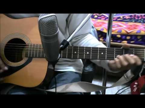 Arijit singh's Melody Guitar cover lesson chords Super beginners basic songs