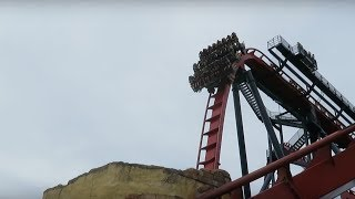 Riding the Tallest Roller Coaster in Florida at Busch Gardens Tampa!