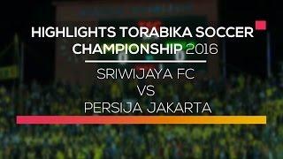 Video Gol Pertandingan Sriwijaya FC vs Persija Jakarta