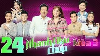 Nhanh Như Chớp Mùa 3 Tập 24 Full HD