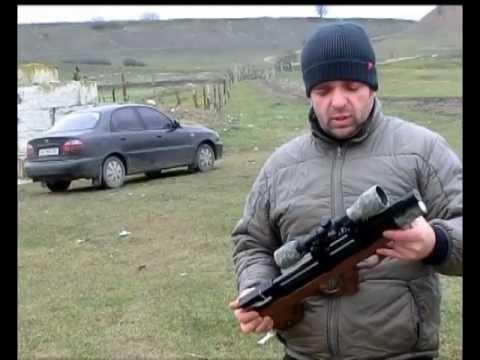Пневматическая винтовка МР 512 - 36 - YouTube