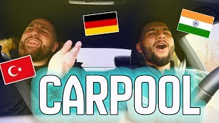 CARPOOL 🚘🎤 | INTERNATIONAL 🇹🇷🇮🇳 | Good Life Crew