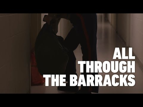All Through The Barracks