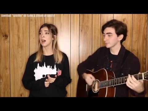 Gabbie Hanna - Satellite ft Dylan Gardner (Acoustic)