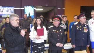 �������� ���� ЛДПР-Ялта: Соревнования по жиму штанги, в честь Дня Защитника Отечества. 23.02.17 ������