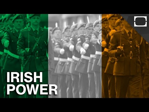 How Powerful Is Ireland?
