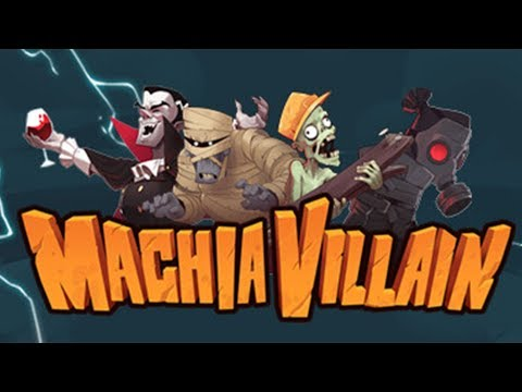 Let's Try: MachiaVillain -- Evil Mansion Management! [Sponsored]