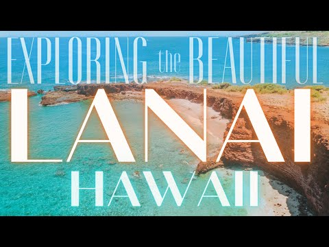 Lanai Hawaii Beach Four Seasons Resort