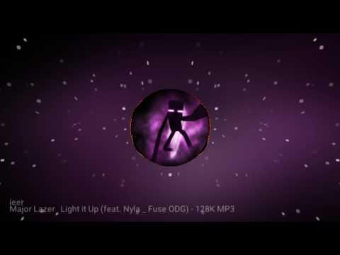 Major Lazer Light it Up (feat. Nyla _ Fuse ODG) - 128k MP3