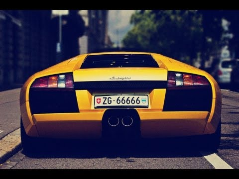 Best Lamborghini Murcielago Exhaust Sound Youtube