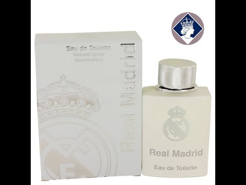(Worldwide Shipping) Air-Val International Real Madrid for Women 100ml/3.4oz Eau de Toilette Spray
