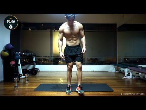 [Level 3] Abs Routine Intermediate level