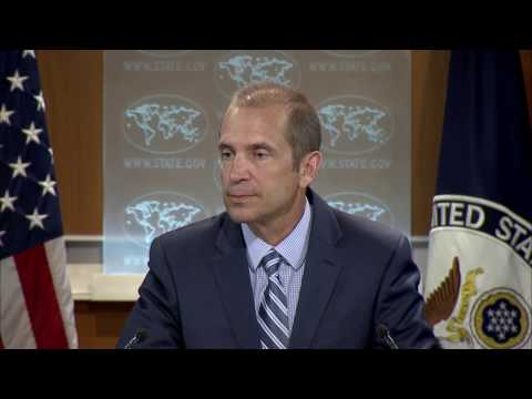 Department Press Briefing  - April 26, 2017