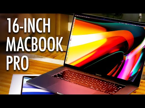 16-inch MacBook Pro  24-Hour Review