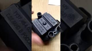 Модуль(катутушка)зажигания инжектор,неисправности