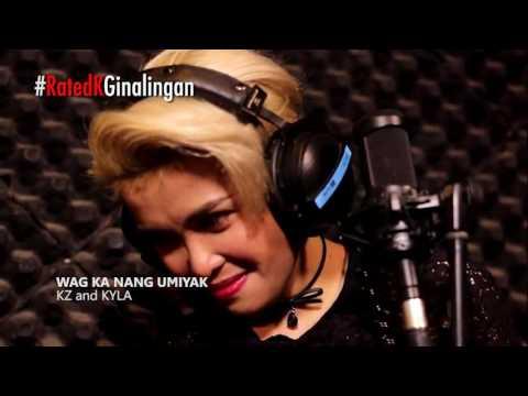 Wag Ka Nang Umiyak By: KZ Tandingan ft. Kyla De Jesus Music Video.