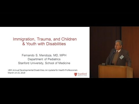 Immigration Trauma And Children And Youth With Disabilities