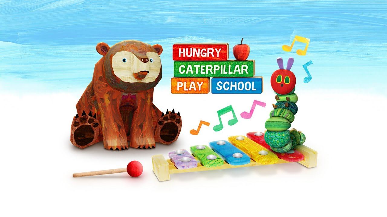Hungry Caterpillar Play School - Now with a NEW music section