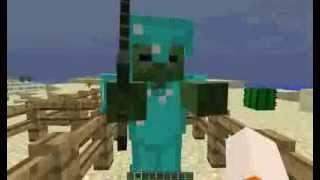 TUTO : comment mettre une armure a un zombie (avec une épée)