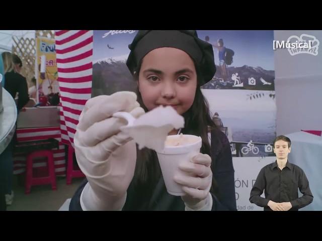 Heladero de nieve: Y tú, ¿En qué trabajas? | Videos en lengua de señas chilena para niños