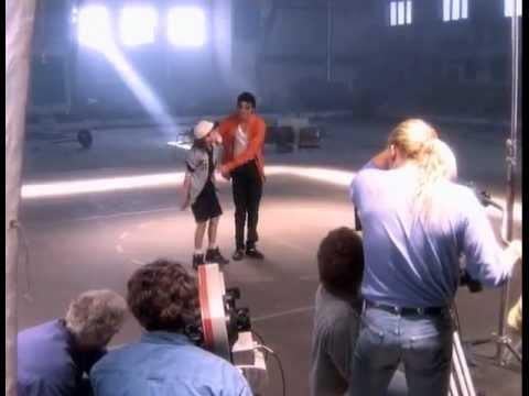 Michael Jackson - Behind The Scenes: Jam