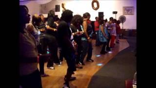Enjoy Soul Line Dance at Throwdown Thursday