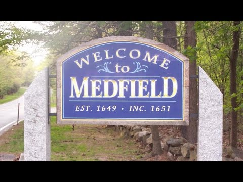 Medfield - A Beautiful Place to Live