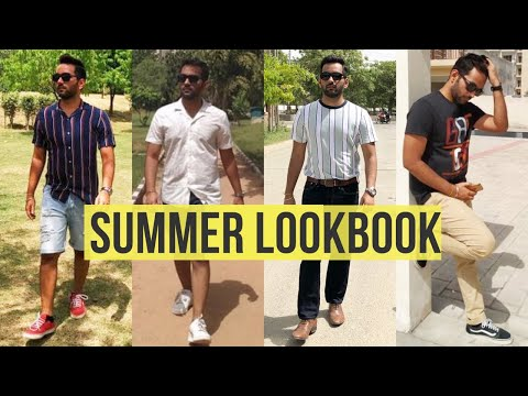 Easy and Affordable Summer Outfits For Men 2019 | Men's Summer Fashion India | ANKIT TV