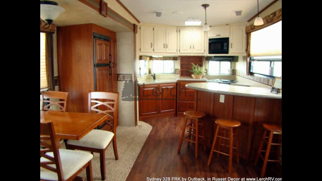 2012 Outback Sydney 328 Frk Fifth Wheel By Keystone Rv