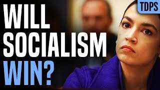 Socialism Is on the Rise in America