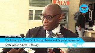 Local artisans to receive training in Europe soon - Foreign Affairs Chief Director