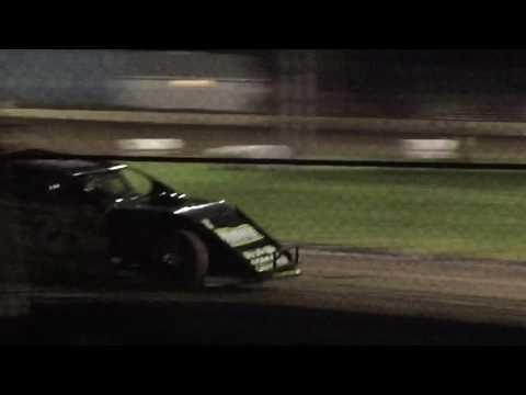 Lafayette  County Speedway Heat race cont. 4-21-17