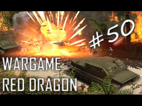 Eastern Block Brutality! Wargame: Red Dragon Gameplay #50 (W