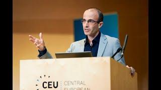 Yuval Noah Harari - The Bright Side of Nationalism