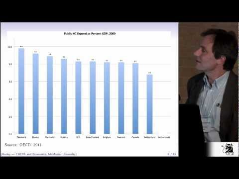 """Dr. Jeremiah Hurley - """"Healthcare Financing and System Sustainability"""""""